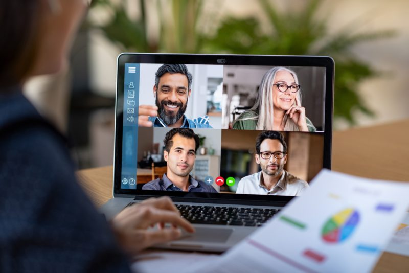 Smart working and video conference 1213470229 3868x2579